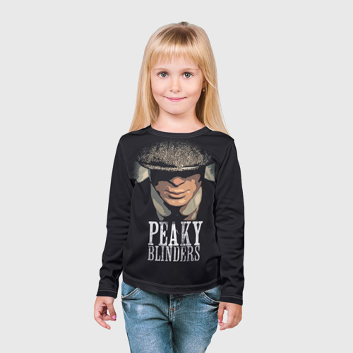 Детский лонгслив 3D Peaky Blinders 5 Фото 01