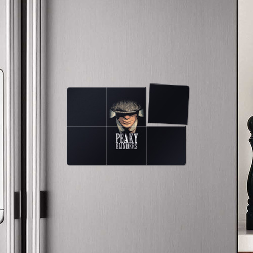 Магнитный плакат 3Х2 Peaky Blinders 5 Фото 01