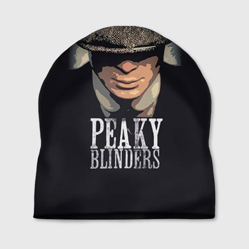 Шапка 3D Peaky Blinders 5 Фото 01