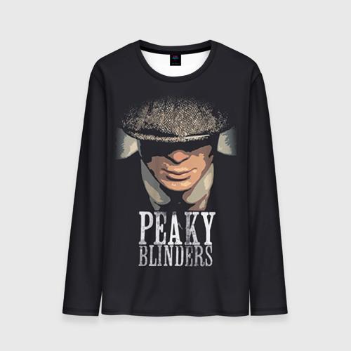 Мужской лонгслив 3D Peaky Blinders 5 Фото 01
