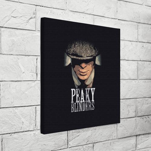 Холст квадратный Peaky Blinders 5 Фото 01