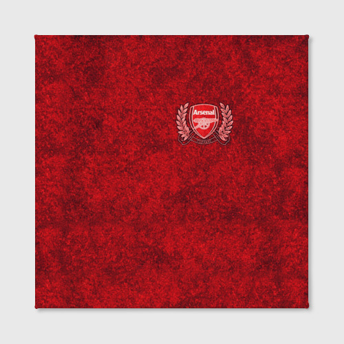 Холст квадратный  Фото 02, Arsenal
