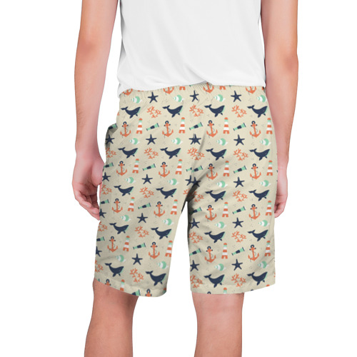 Мужские шорты 3D  Фото 02, Киты