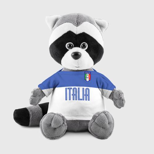 Енотик в футболке 3D Сборная Италии по футболу