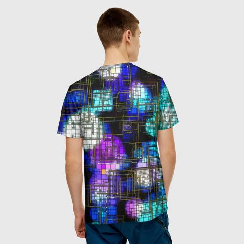 Мужская футболка 3D  Фото 02, Плата