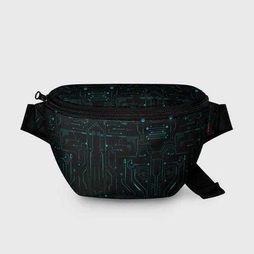 Поясная сумка 3D Hi-Tech Фото 01