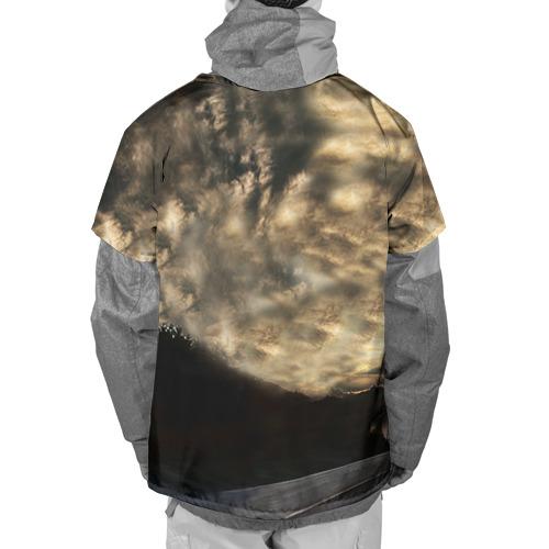 Накидка на куртку 3D  Фото 02, Supernatural 3