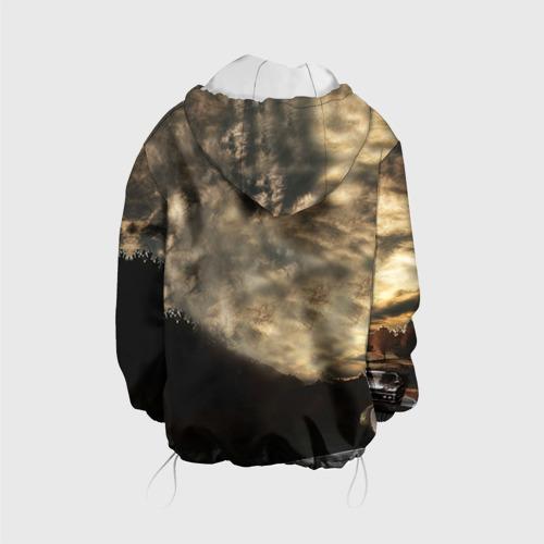 Детская куртка 3D  Фото 02, Supernatural 3