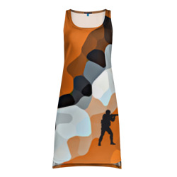 CS GO Asiimov camouflage