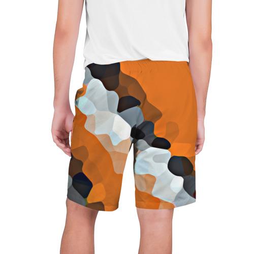 Мужские шорты 3D  Фото 02, CS GO Asiimov camouflage