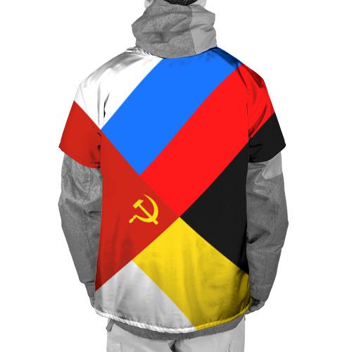 Накидка на куртку 3D  Фото 02, Вечная Россия