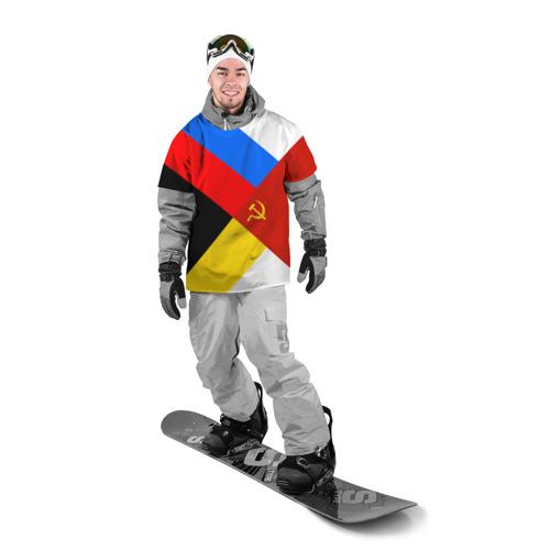 Накидка на куртку 3D  Фото 03, Вечная Россия