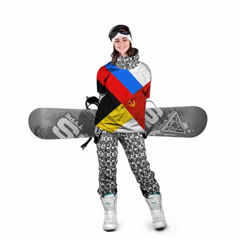 Накидка на куртку 3D  Фото 05, Вечная Россия