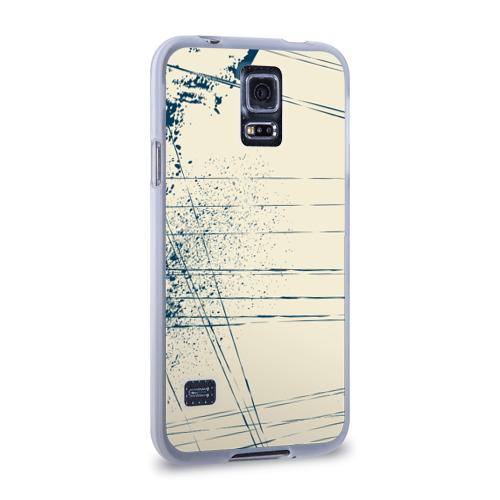 Чехол для Samsung Galaxy S5 силиконовый  Фото 02, Текстура