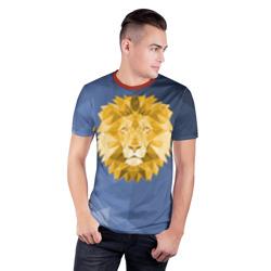 Полигональный Лев