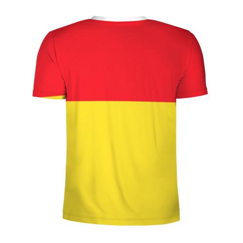 Мужская футболка 3D спортивная  Фото 02, Сборная Испании по футболу
