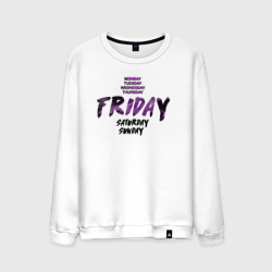 Friday. Пятница