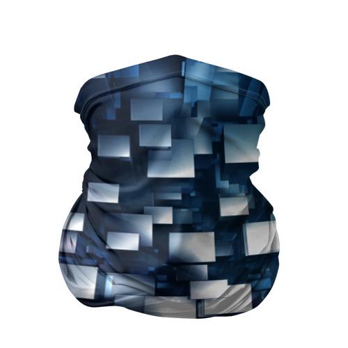 Бандана-труба 3D  Фото 01, Абстракция