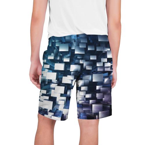 Мужские шорты 3D Абстракция