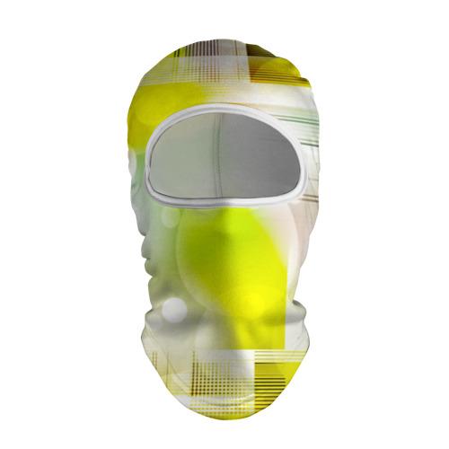 Балаклава 3D  Фото 01, Геометрический рисунок