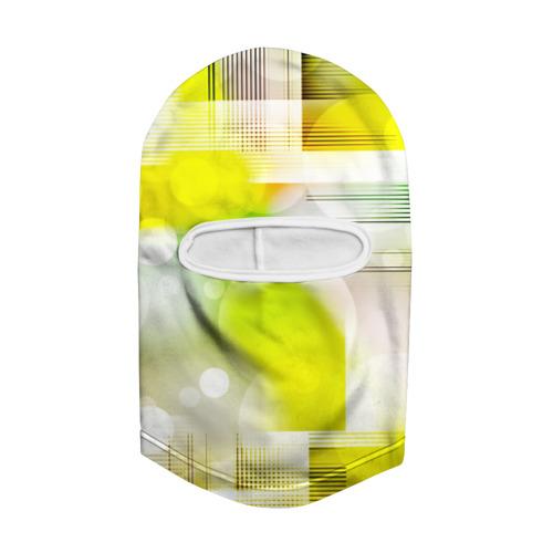 Балаклава 3D  Фото 02, Геометрический рисунок