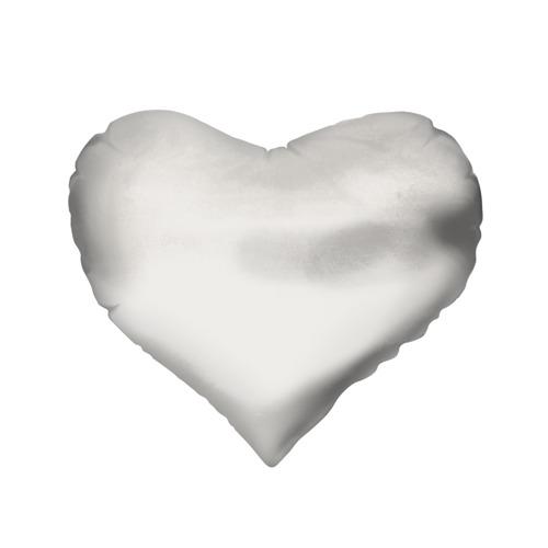 Подушка 3D сердце  Фото 02, Шериф