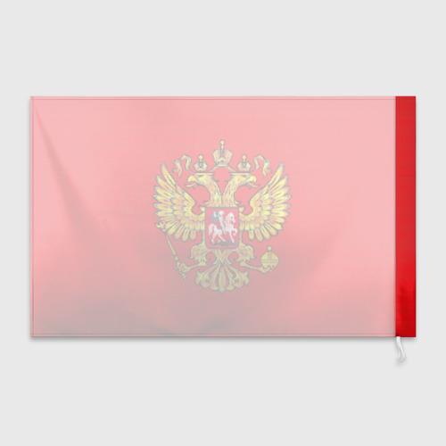 Флаг 3D  Фото 02, Герб России