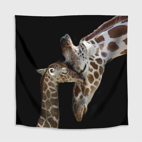 Скатерть 3D  Фото 02, Жирафы