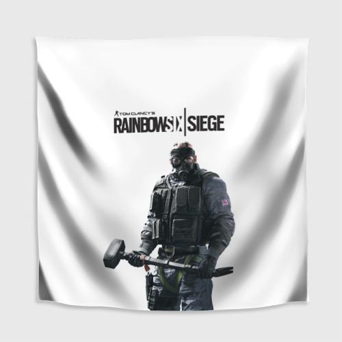 Скатерть 3D  Фото 02, Rainbow Six Siege