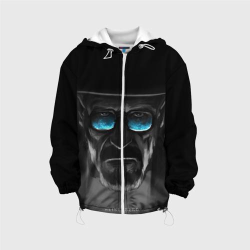 Детская куртка 3D  Фото 01, Breaking bad (Heisenberg)