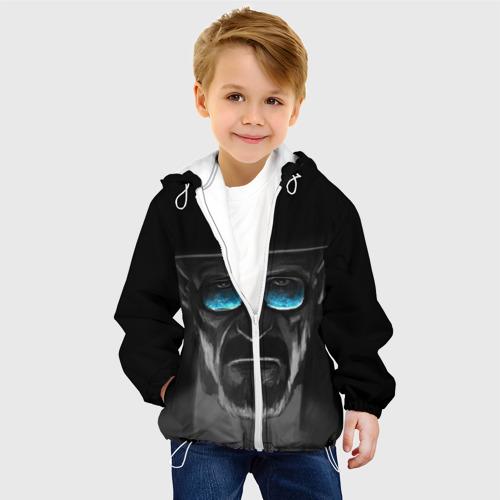Детская куртка 3D  Фото 03, Breaking bad (Heisenberg)