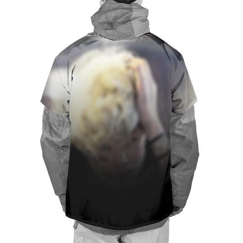 Накидка на куртку 3D  Фото 02, B.A.P.
