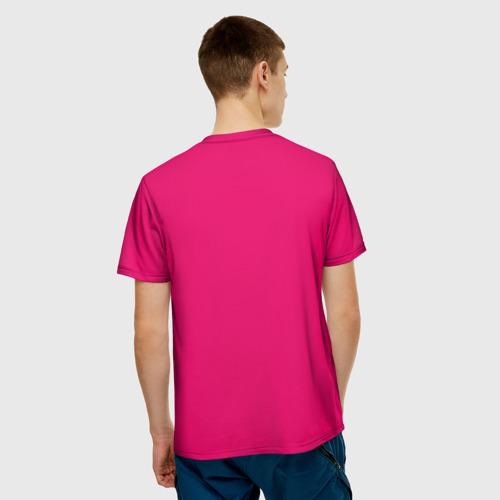 Мужская футболка 3D Hotline Miami 4 Фото 01