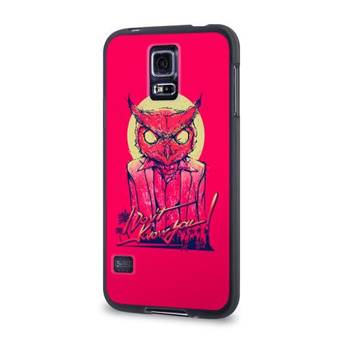 Чехол для Samsung Galaxy S5 силиконовый  Фото 03, Hotline Miami 11