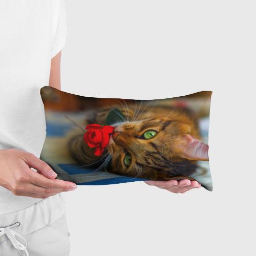 Подушка 3D антистресс Кошечка Фото 01