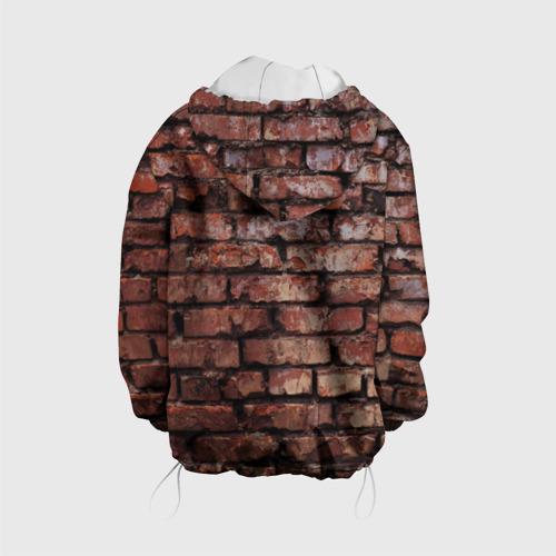Детская куртка 3D  Фото 02, Каменная стена