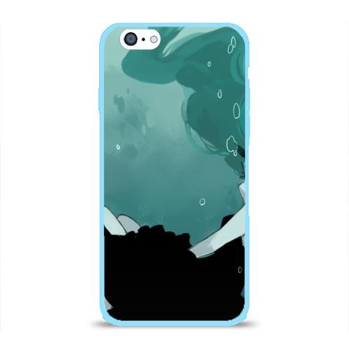 Чехол для Apple iPhone 6 силиконовый глянцевый
