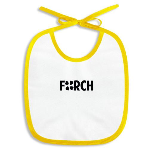 с чёрным лого Forch - №3