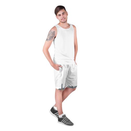 Мужские шорты 3D  Фото 03, Город