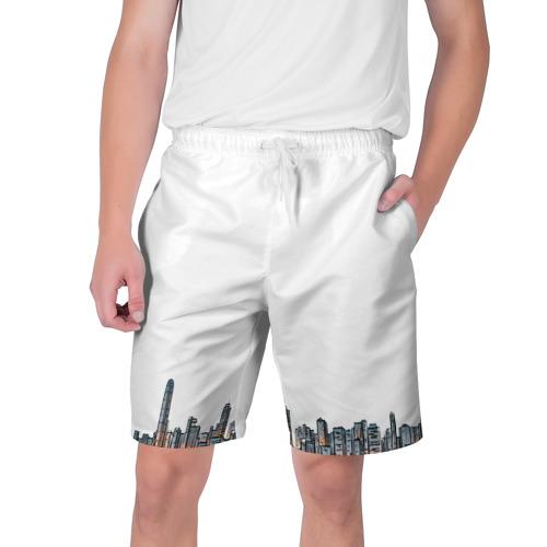 Мужские шорты 3D  Фото 01, Город