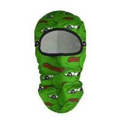 sad frogs