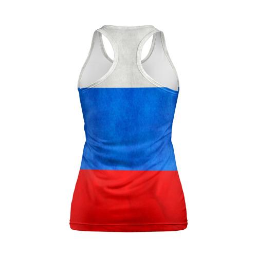 Женская майка 3D спортивная  Фото 02, Russia (from 65)