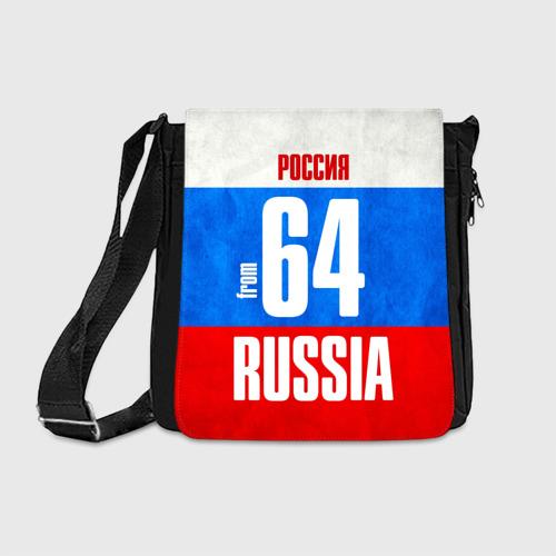 Сумка через плечо Russia (from 64) Фото 01