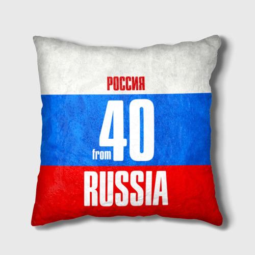 Подушка 3D  Фото 01, Russia (from 40)