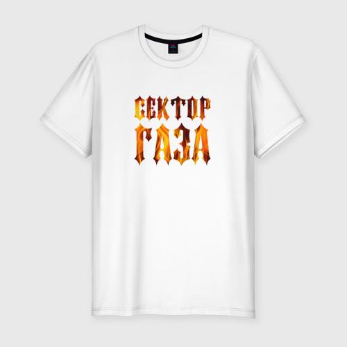 Мужская футболка премиум  Фото 01, Сектор газа