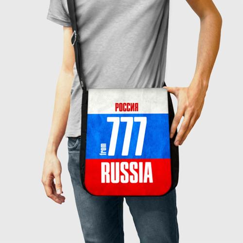 Сумка через плечо Russia (from 777) Фото 01