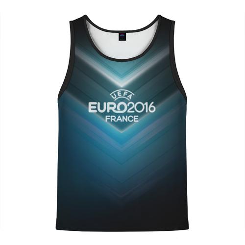 Мужская майка 3D Euro 2016