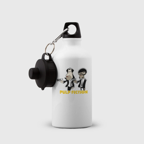 Бутылка спортивная  Фото 03, Pulp Fiction