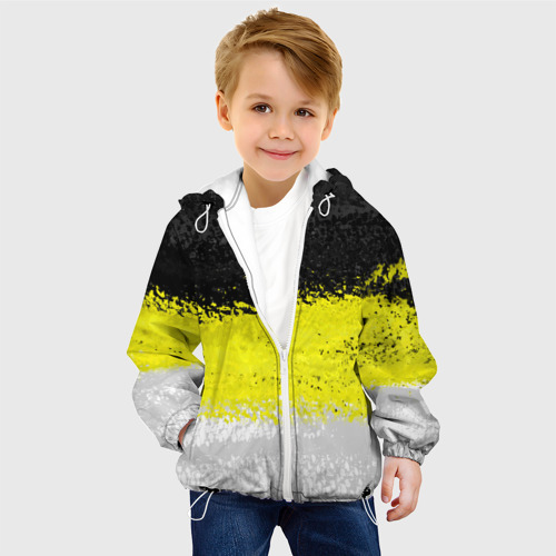 Детская куртка 3D Имперский флаг России 1858года Фото 01