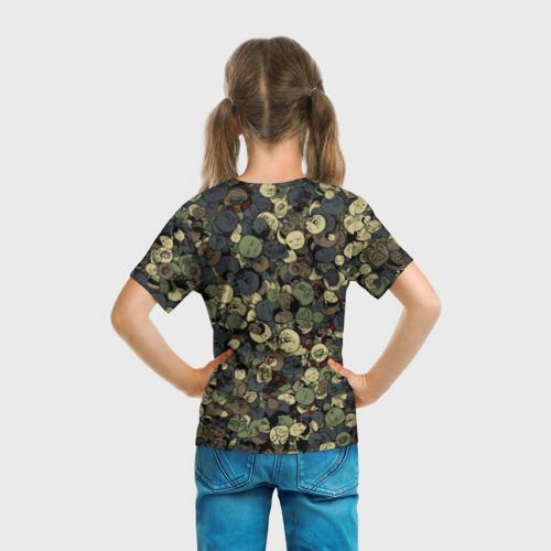 Детская футболка 3D  Фото 04, Мемы. Камуфляж